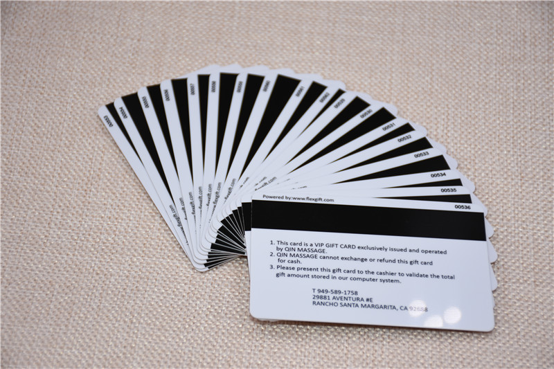 About Barcodes and magstrip