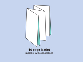 16P leaflet ( parallel with concertina)